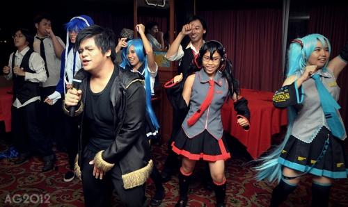 Anime Gathering 2012