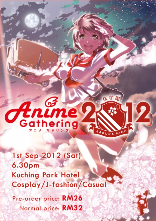 Anime Gathering 2012 Info