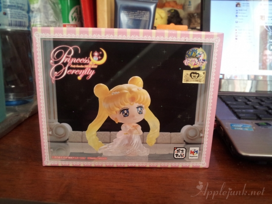 princess serenity 20th anniversary